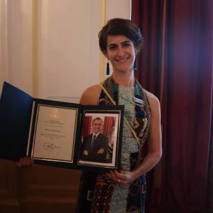 Dartmouth YALI certificate