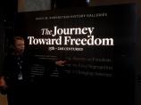 journey toward freedom